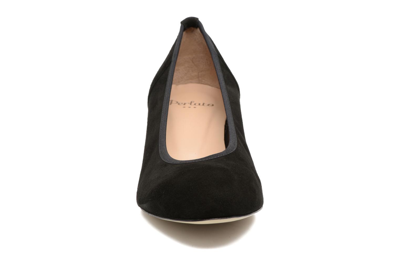 Escarpins Perlato Carina Noir vue portées chaussures