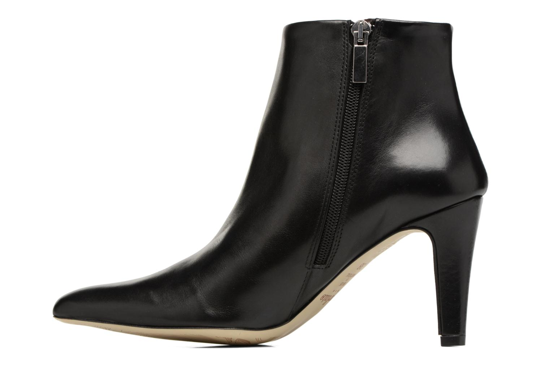 Bottines et boots Perlato Dallas Noir vue face