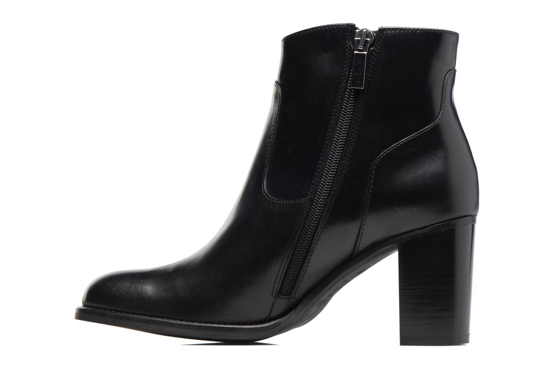 Bottines et boots Perlato Edna Noir vue face