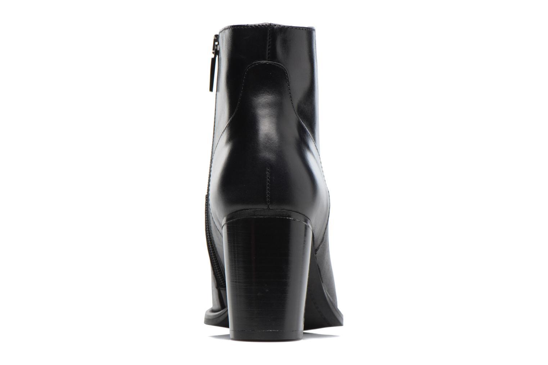 Bottines et boots Perlato Edna Noir vue droite