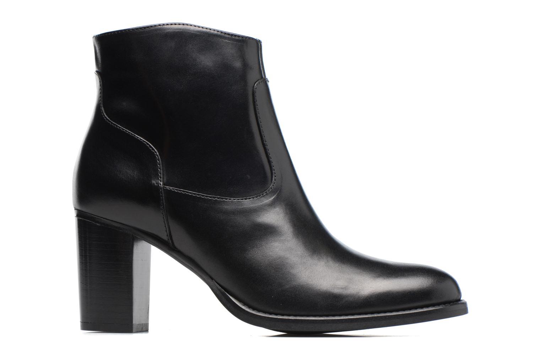 Bottines et boots Perlato Edna Noir vue derrière