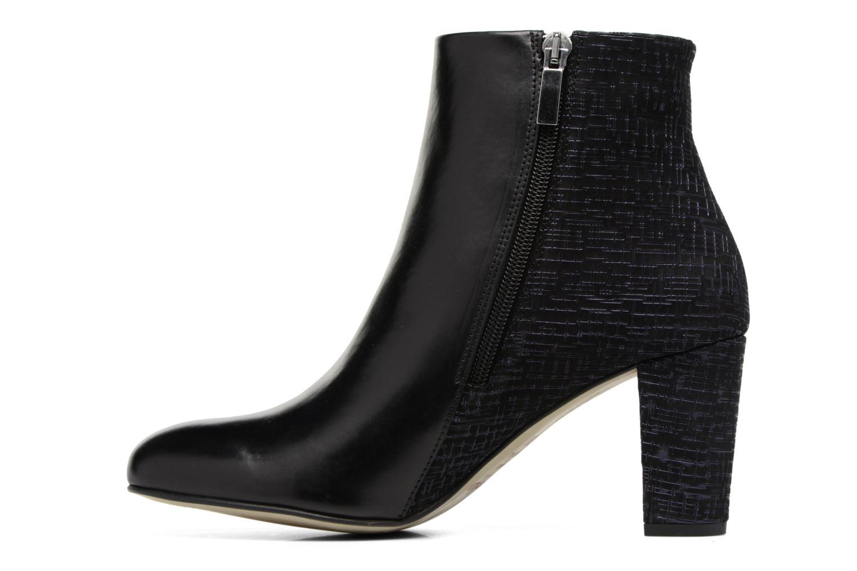Bottines et boots Perlato Facio Noir vue face