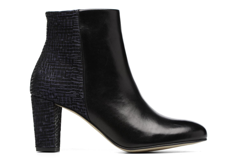 Bottines et boots Perlato Facio Noir vue derrière