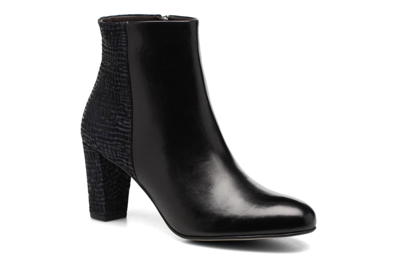 Bottines et boots Perlato Facio Noir vue détail/paire