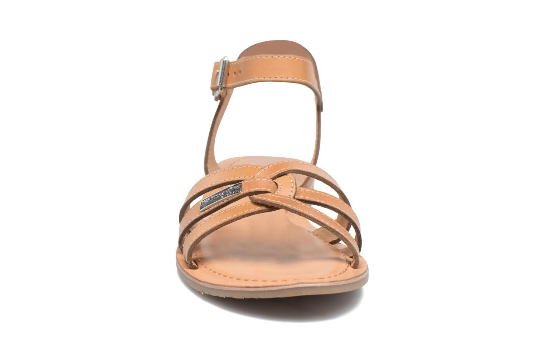 Sandals Les Tropéziennes par M Belarbi Balisto Brown model view
