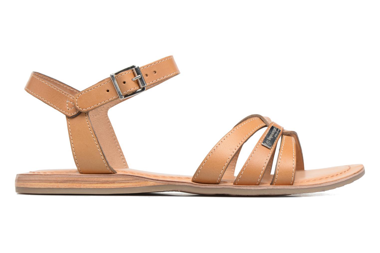 Sandales et nu-pieds Les Tropéziennes par M Belarbi Balisto Marron vue derrière