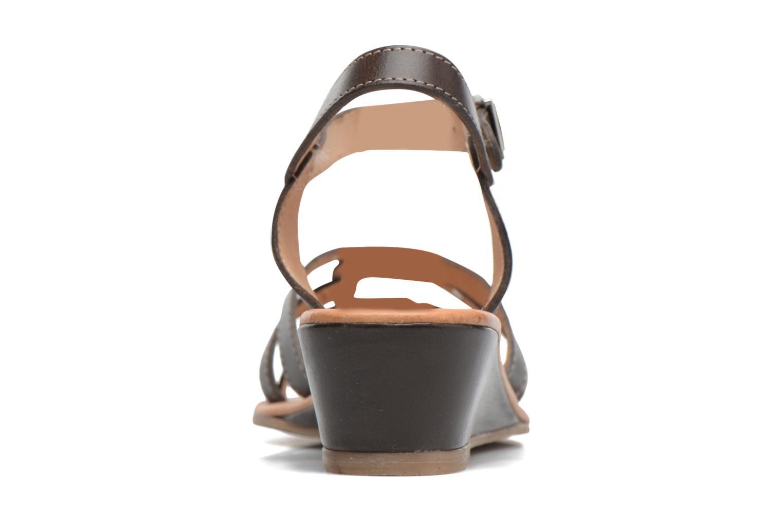 Sandales et nu-pieds Les Tropéziennes par M Belarbi Bolero Marron vue droite