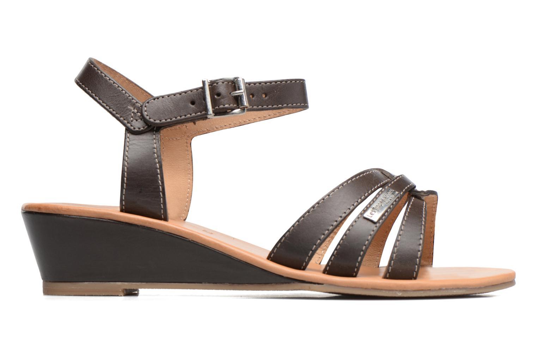 Sandales et nu-pieds Les Tropéziennes par M Belarbi Bolero Marron vue derrière