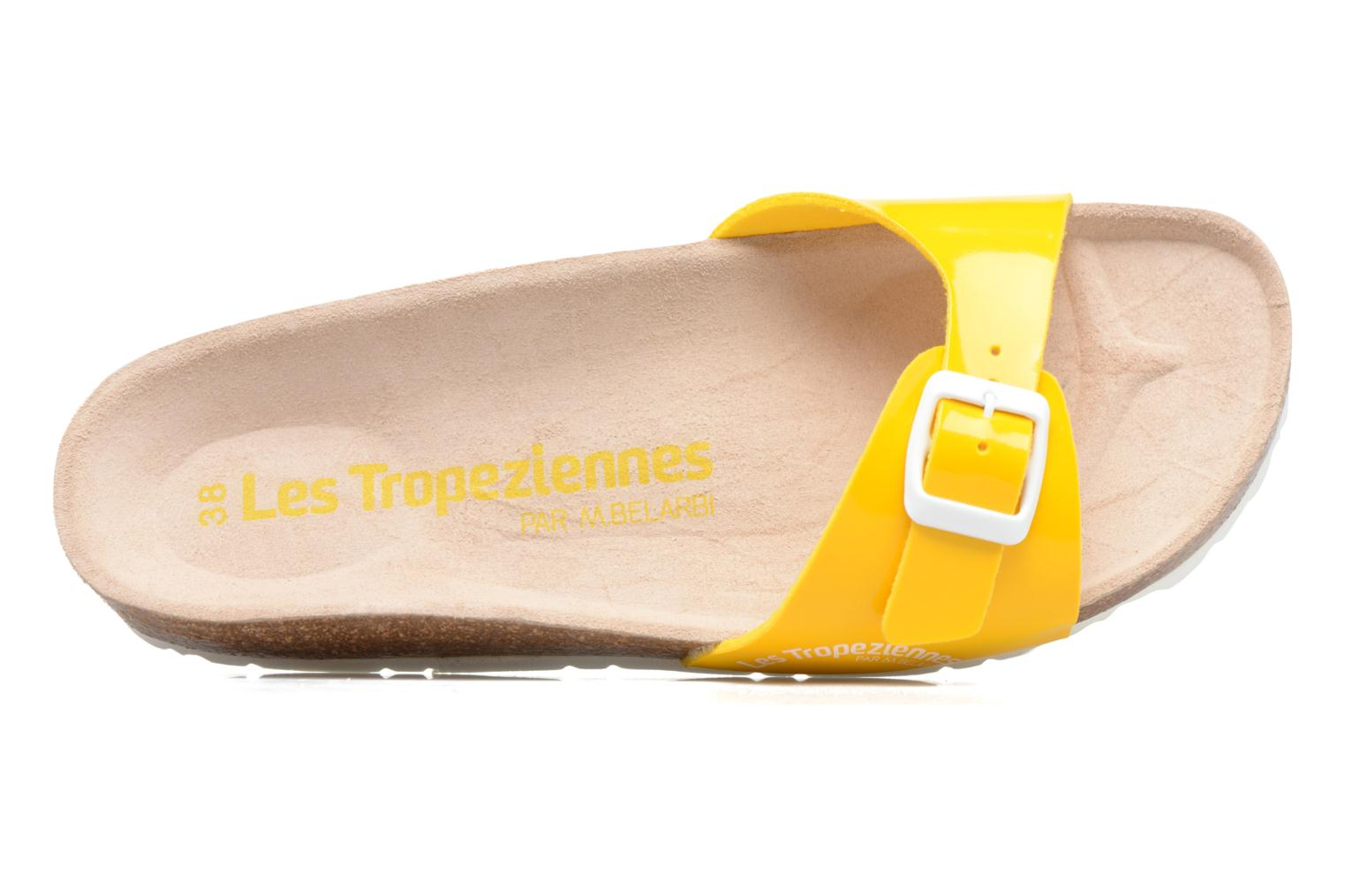 Mules & clogs Les Tropéziennes par M Belarbi Pornic Yellow view from the left