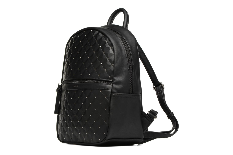 Sacs à dos Tamaris AURA Backpack Noir vue portées chaussures