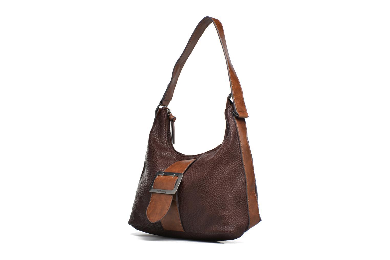 Handtassen Tamaris LEE Hobo bag Bruin model