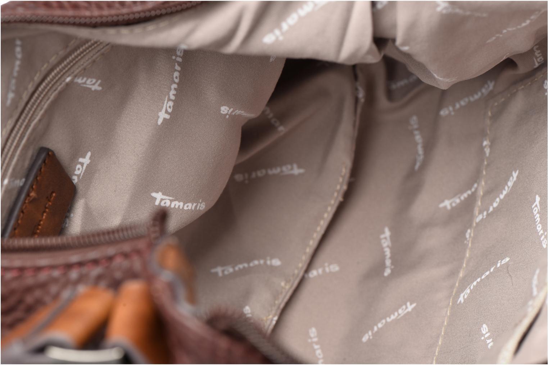Handtassen Tamaris LEE Hobo bag Bruin achterkant