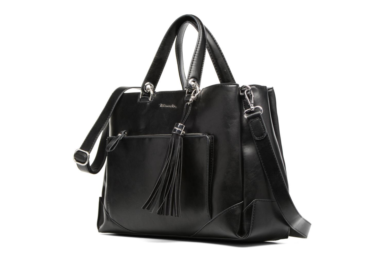 Sacs à main Tamaris MELANIE Business Bag Noir vue portées chaussures