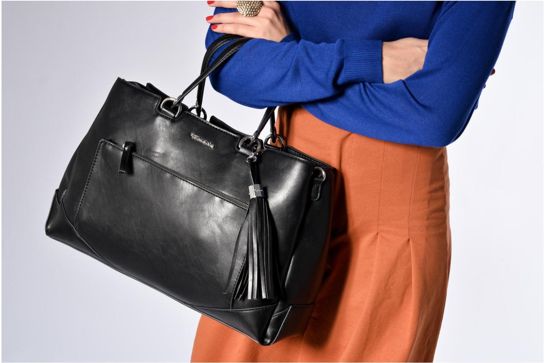 Sacs à main Tamaris MELANIE Business Bag Noir vue haut