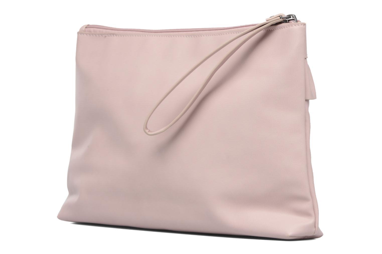 Handtassen Tamaris ROANA Clutch bag Roze rechts