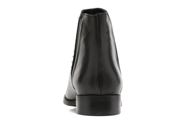 Bottines et boots Georgia Rose Soclou Noir vue droite