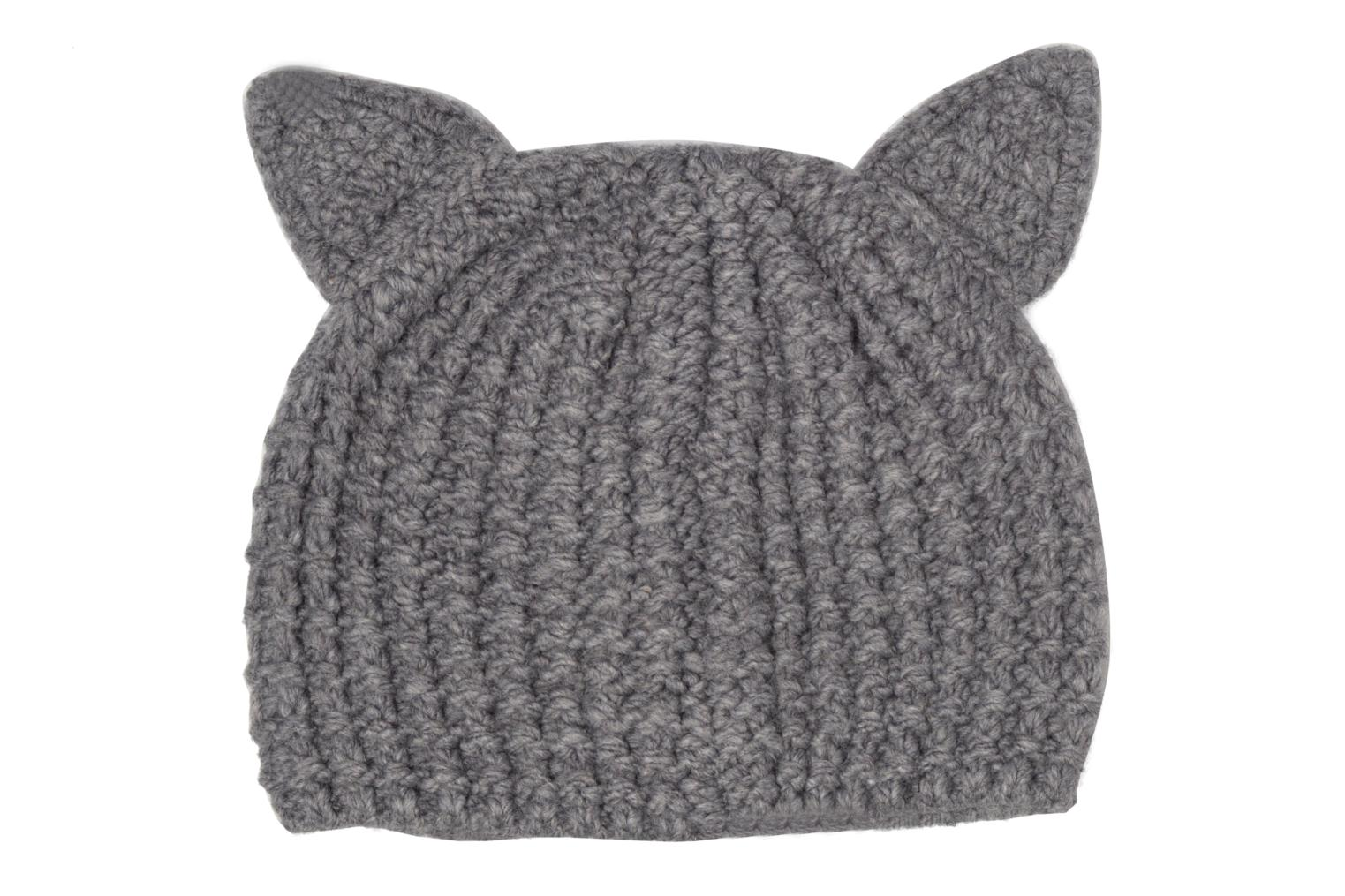 Chouppette Luxury Beanie MOUSE GREY A254