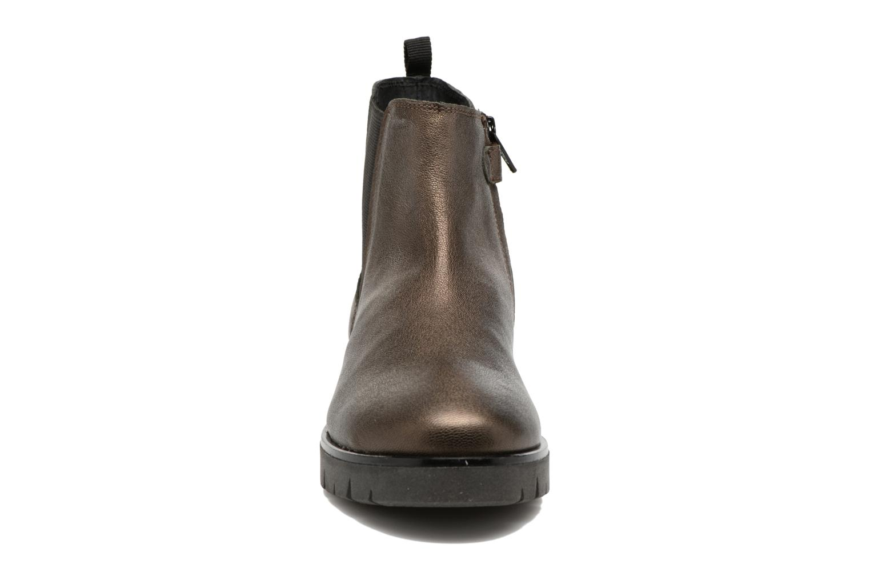 Bottines et boots Kickers Feepassi Noir vue portées chaussures
