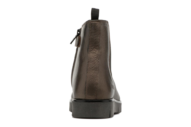 Bottines et boots Kickers Feepassi Noir vue droite