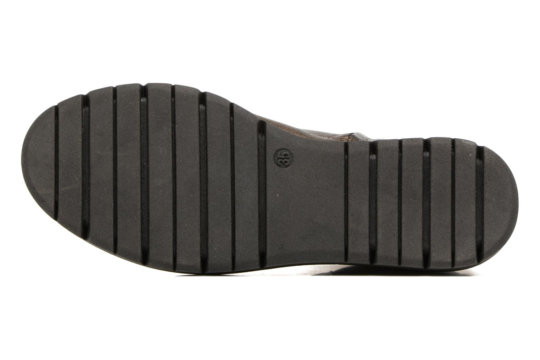 Bottines et boots Kickers Feepassi Noir vue haut