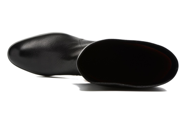 Bottes Santoni New Marlene 5585 Noir vue gauche