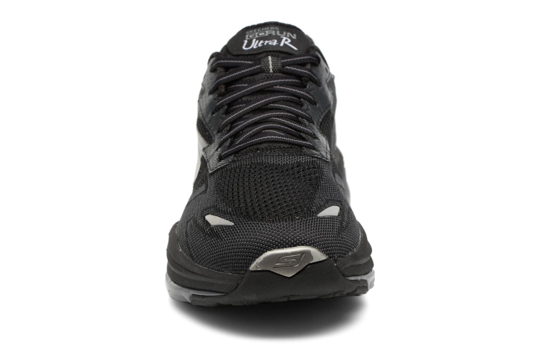 Go Run Ultra R Road Black / Grey