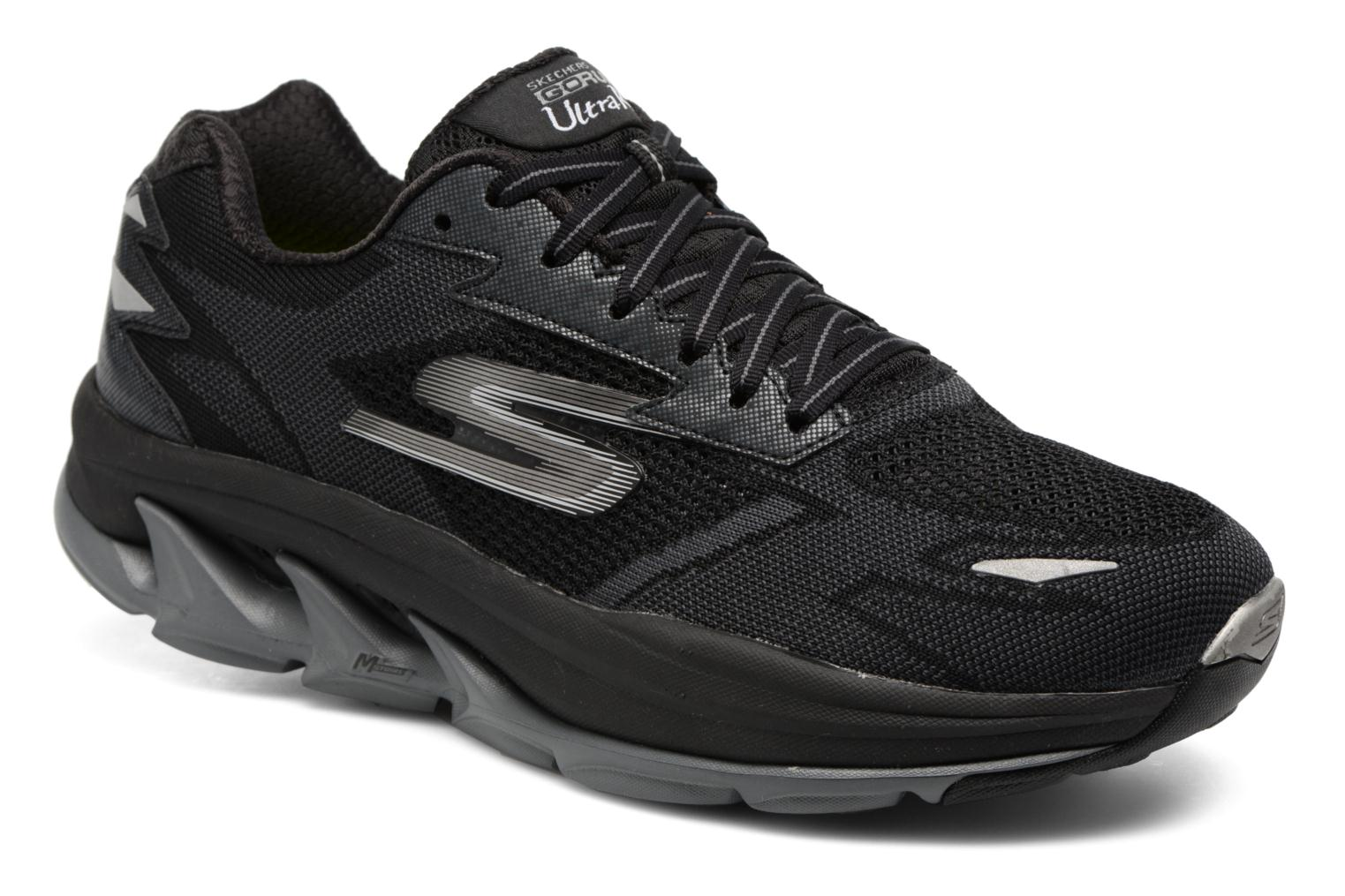 Go Run Ultra R Road Black / Grey