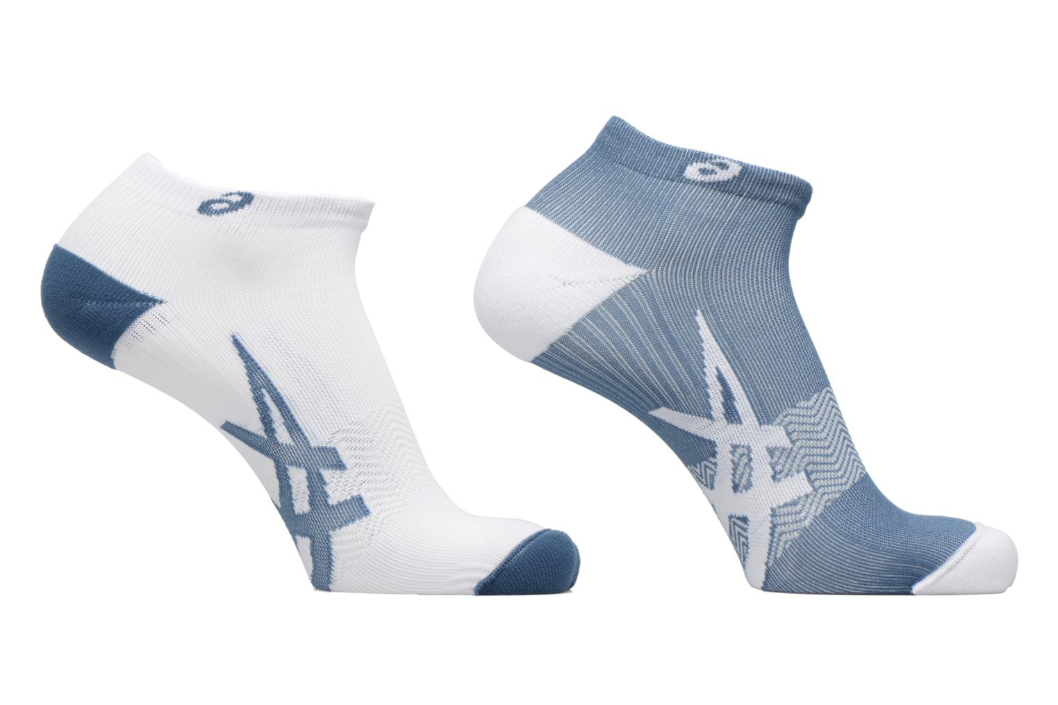 2PPK LIGHTWEIGHT SOCK 0793 DARK BLUE/ WHITE