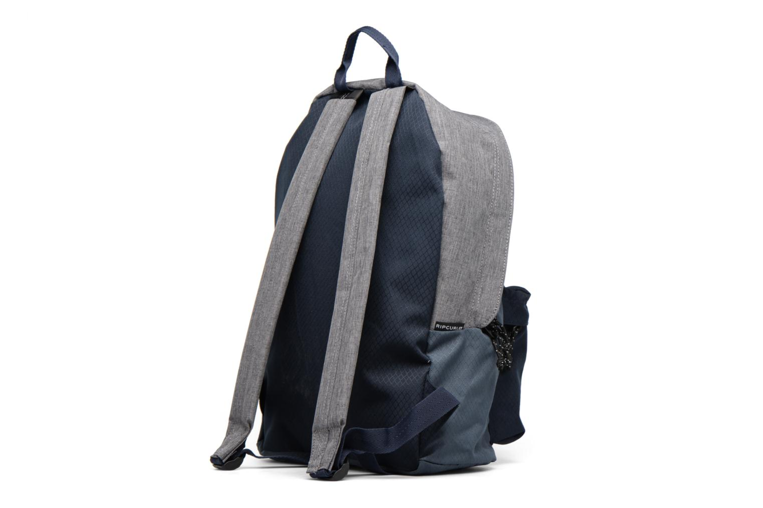 Rucksacks Rip Curl Dome Stacka Blue view from the right