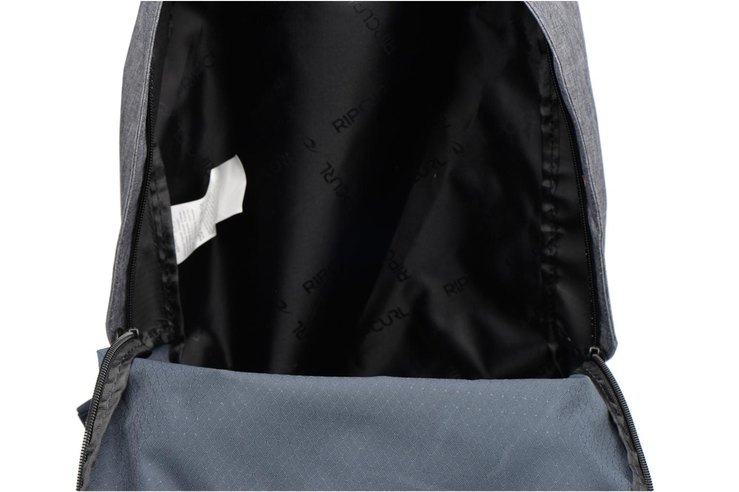 Rucksacks Rip Curl Dome Stacka Blue back view
