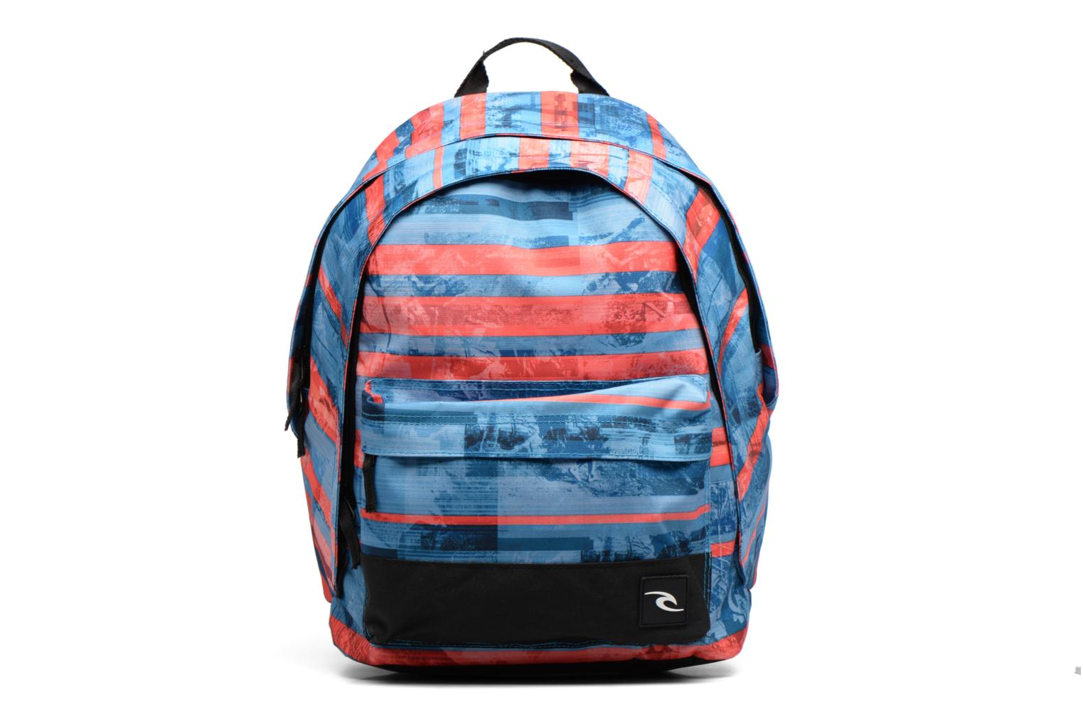 School bags Rip Curl Double dome Ocean Glitch Multicolor detailed view/ Pair view