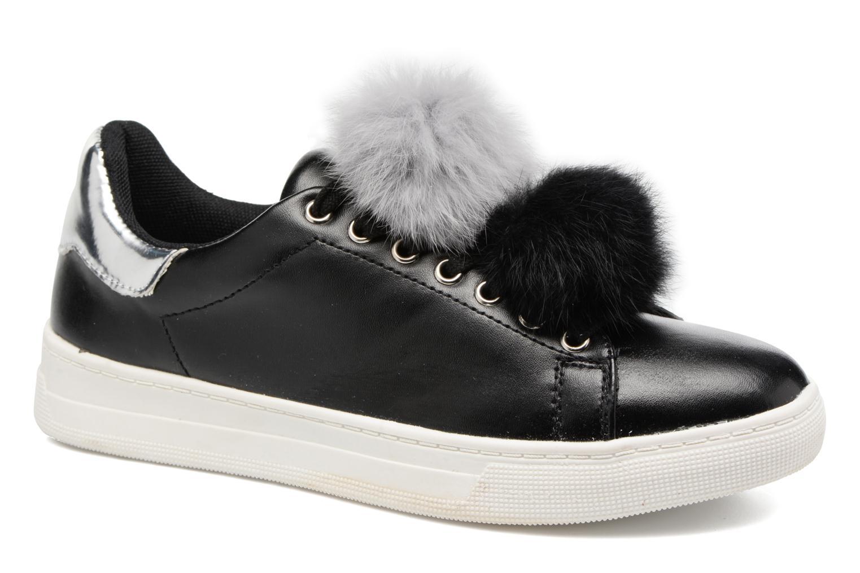I Love Shoes Mc Etapom (Noir) - Baskets chez Sarenza (308550)