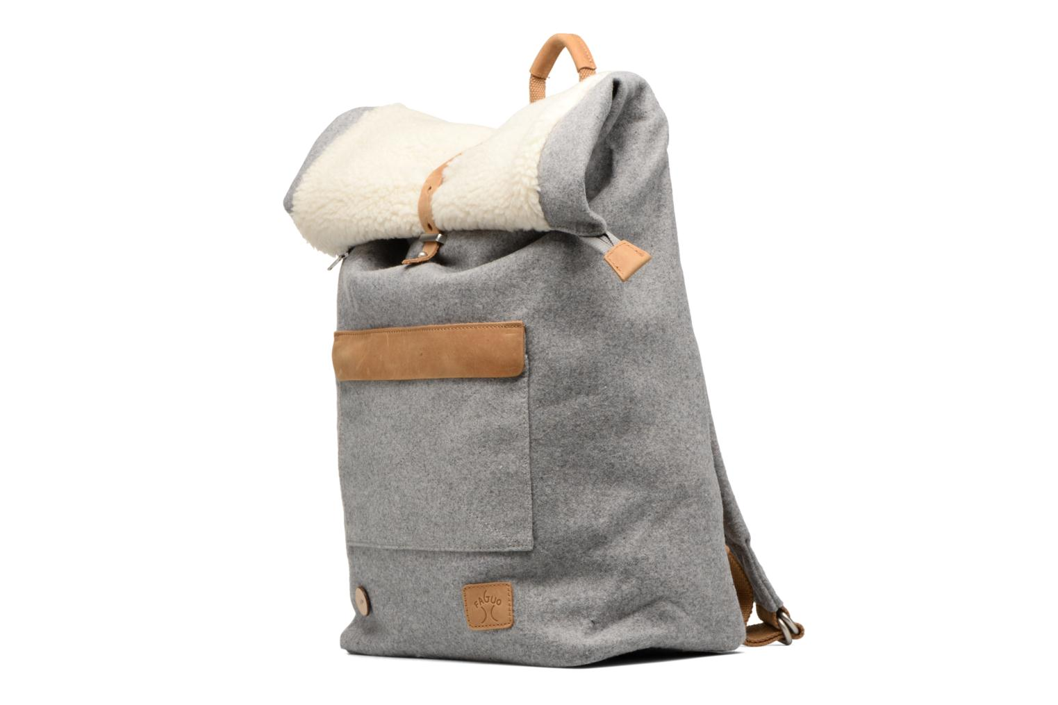 Cycling wool Gris clair