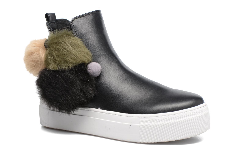 Sixty Seven - Damen - Lacey - Sneaker - schwarz XmgmAR8fa
