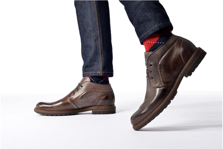 Boots en enkellaarsjes Mr SARENZA Nicolli Bruin onder