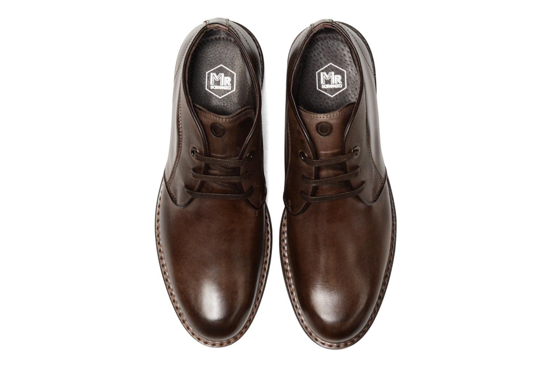 Bottines et boots Mr SARENZA Nicolli Marron vue portées chaussures