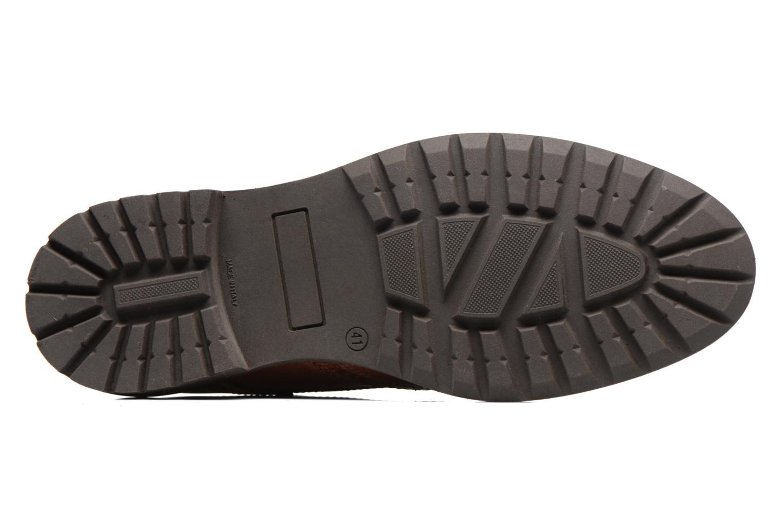 Chaussures à lacets Mr SARENZA Nubia Marron vue haut