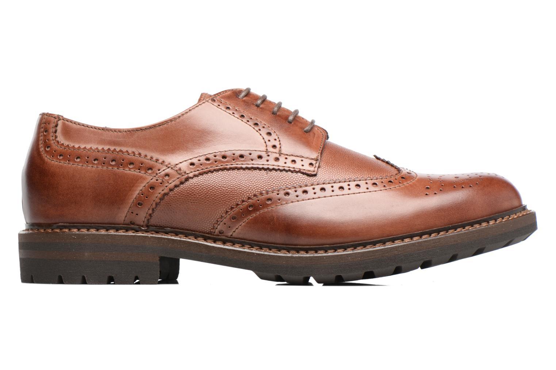 Chaussures à lacets Mr SARENZA Nubia Marron vue détail/paire