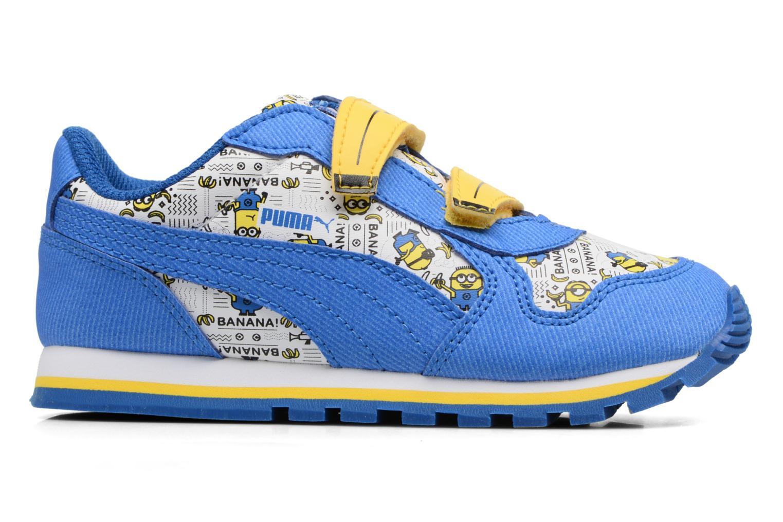 Sneakers Puma Inf Minions ST Runner/Ps ST Runner Azzurro immagine posteriore