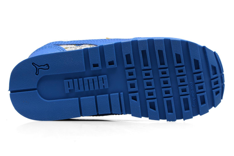 Baskets Puma Inf Minions ST Runner/Ps ST Runner Bleu vue haut