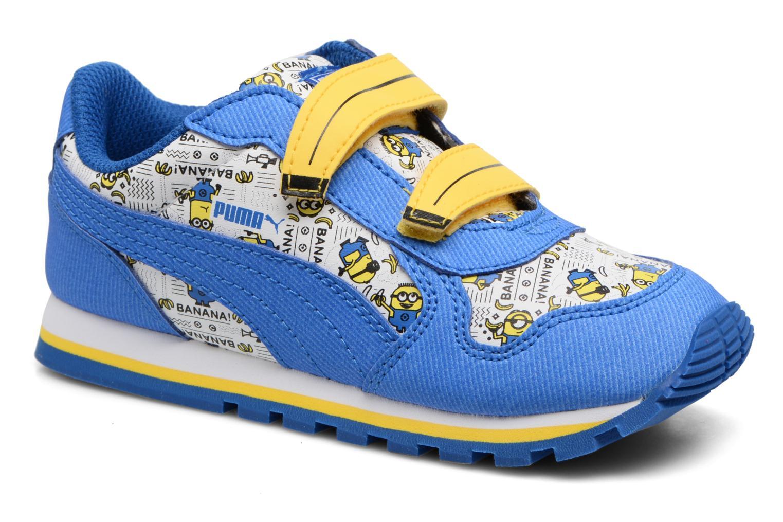Sneakers Puma Inf Minions ST Runner/Ps ST Runner Azzurro vedi dettaglio/paio