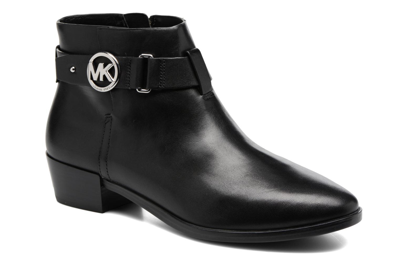 Bottines et boots Michael Michael Kors Harland Bootie Noir vue détail/paire