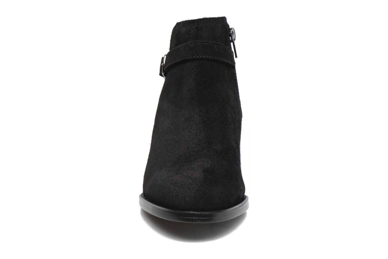 Bottines et boots PintoDiBlu Nina Noir vue portées chaussures