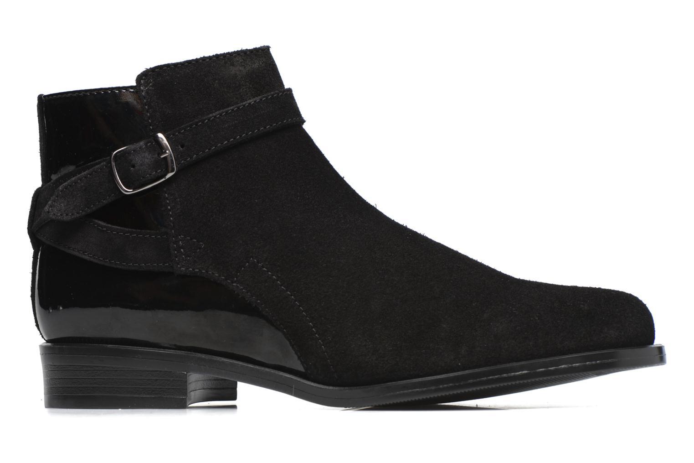 Bottines et boots PintoDiBlu Nina Noir vue derrière