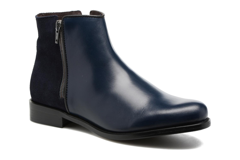 PintoDiBlu Andreala (Bleu) - Bottines et boots chez Sarenza (308723)