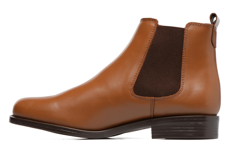 Bottines et boots PintoDiBlu Coralina Marron vue face