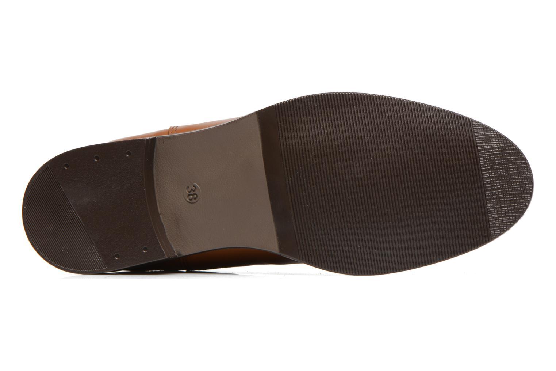 Bottines et boots PintoDiBlu Coralina Marron vue haut