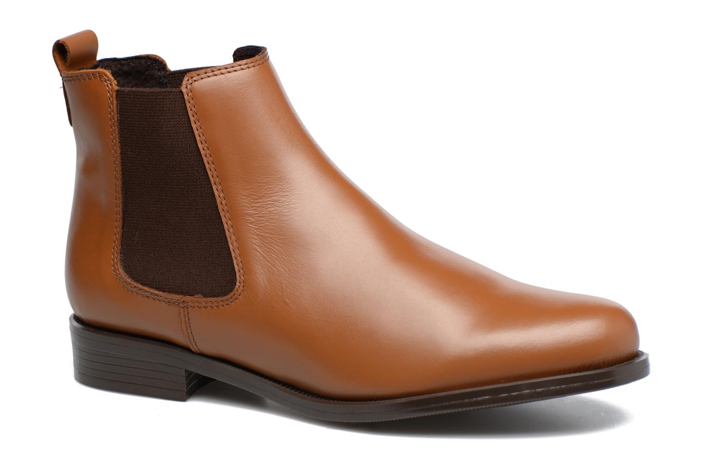 PintoDiBlu Coralina (Marron) - Bottines et boots chez Sarenza (308729)