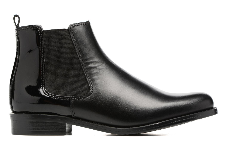 Bottines et boots PintoDiBlu Coralina Noir vue derrière