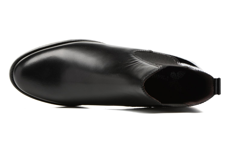 Bottines et boots PintoDiBlu Coralina Noir vue gauche